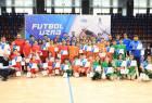 Məktəblilər üçün futbol üzrə master-klass keçirilib