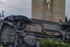 Şirvanda 4 nəfərin öldüyü dəhşətli qəzanın görüntüsü – QƏZA ANI – VİDEO